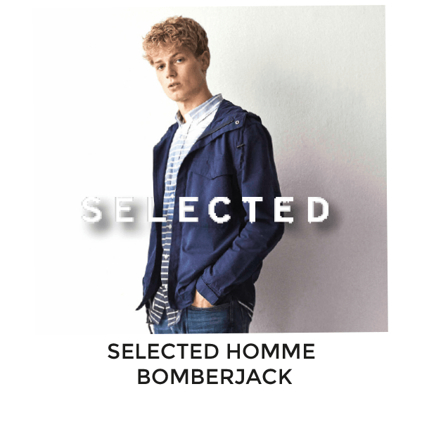 Selected Homme Bomberjas
